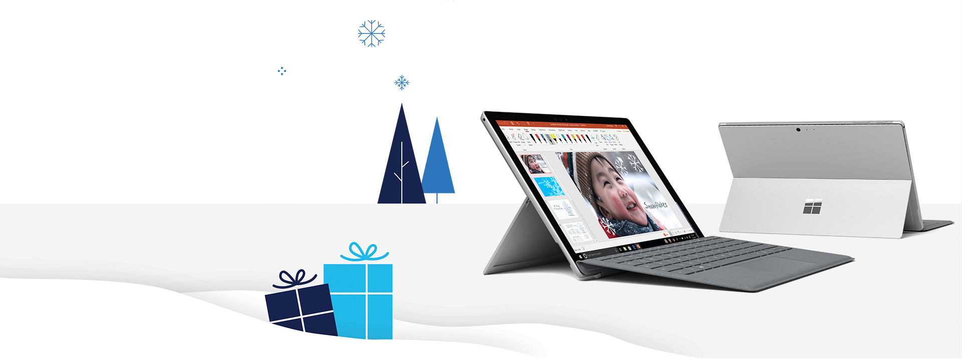 Nya möjligheter med nya Surface Pro.