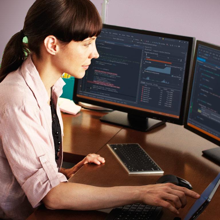 Testa Visual Studio 2015 RC i dag.