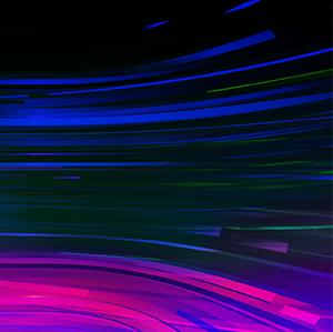 主視覺圖片,速度感的彎曲線條