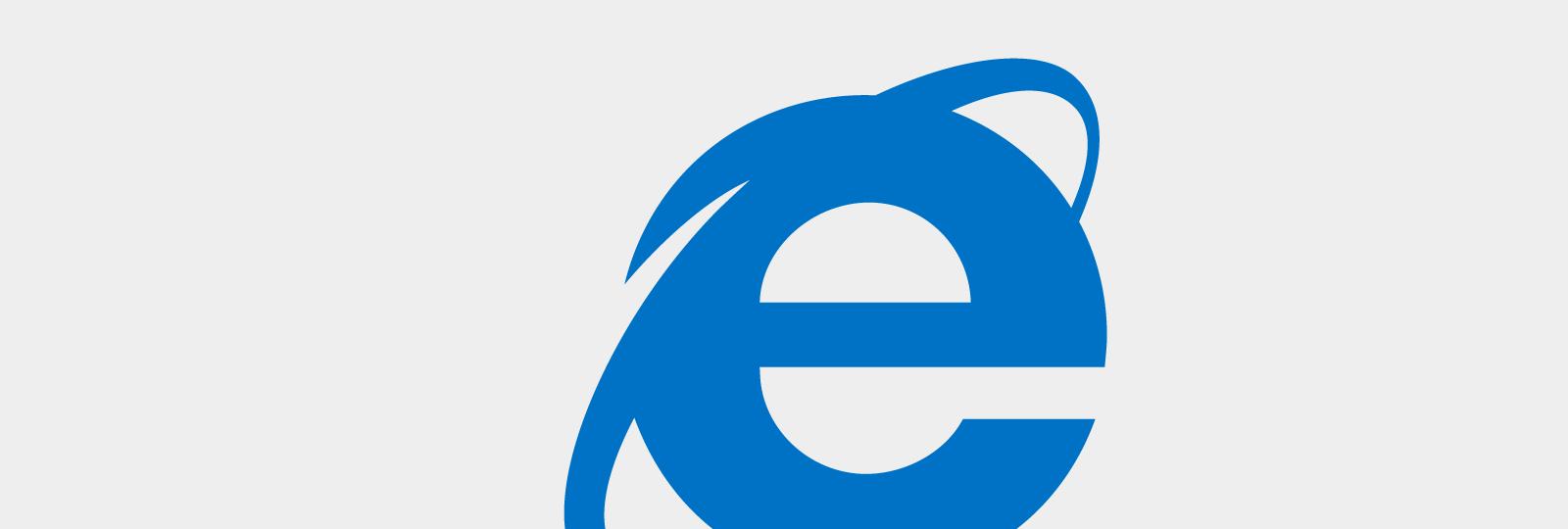 Скачайте самый современный Internet Explorer прямо сейчас.