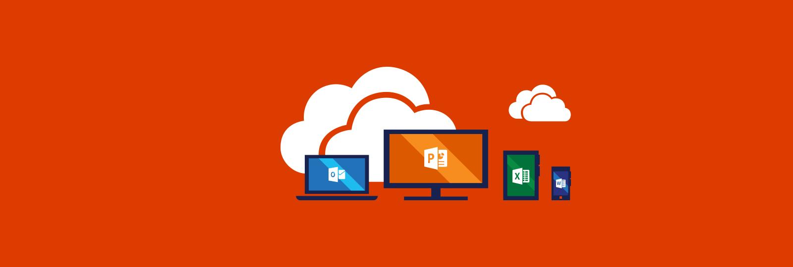 Купите Office 365 и получите 1 ТБ в хранилище OneDrive.