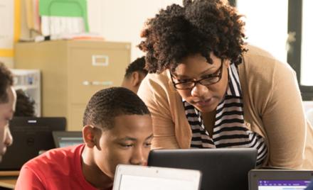 Image for: Eğitim için Office 365 ile modern sınıf işbirliği