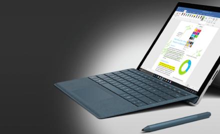 Image for: Office 365 Mayıs haberleri: Yeni Surface Pro heyecan verici değerler katacak