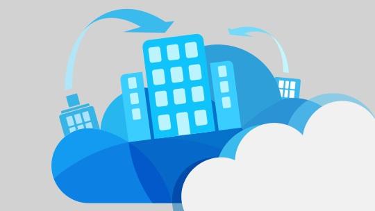 来自微软云多种服务的数据,订阅微软智能云