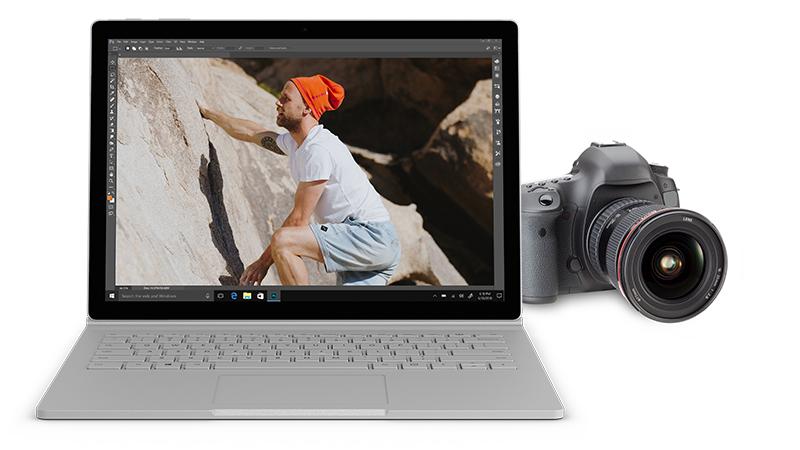 借助 Surface Book 的功能和灵活性,创办者 James Shaw 和 Chris Baker 能在任何有新闻价值的地方拍照、撰写和发表 weMove。