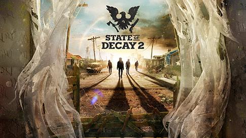 《腐烂国度 2》游戏画面