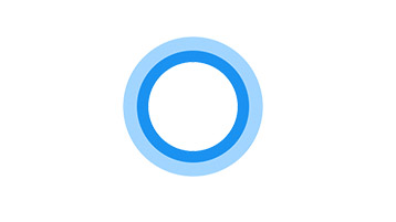 Cortana 图标
