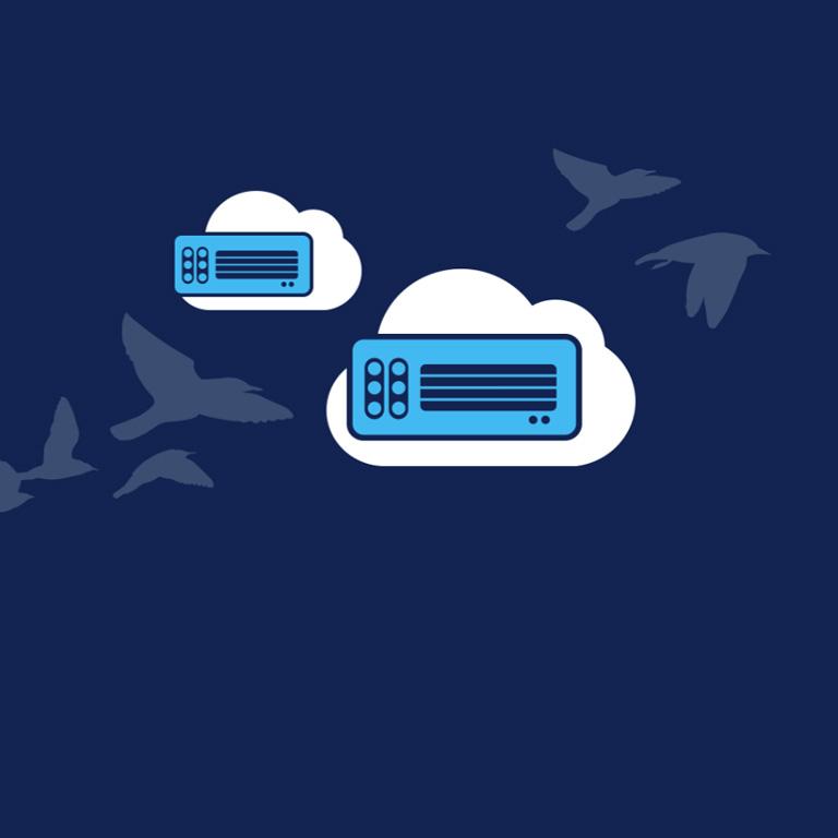 Windows Server 2003 支援即將結束。立即計劃轉移。