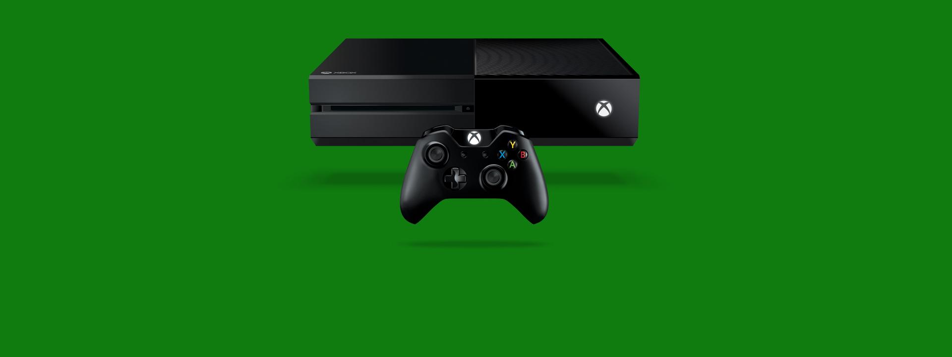 Xbox One 主機和控制器,選購最新主機